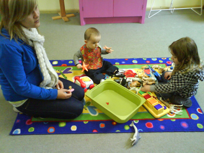 First tasete of childcare